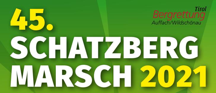 45. Schatzbergmarsch & TT Wandercup am 22. August 2021